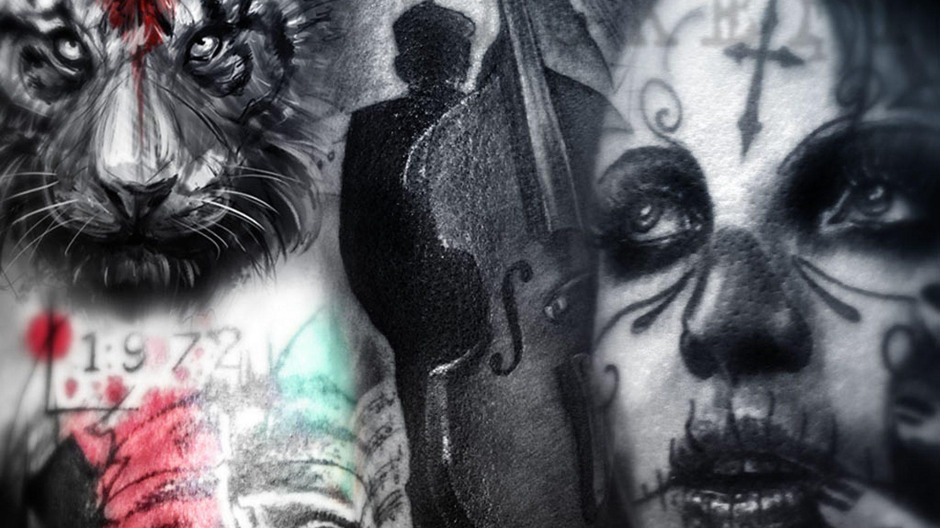 Cribu's Tattoo Circus